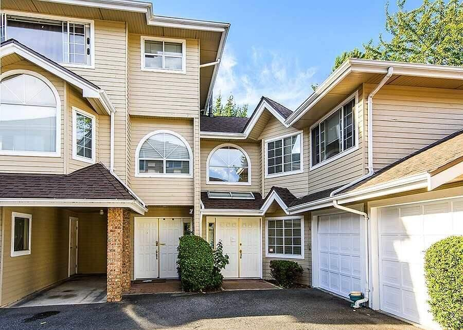 R2128869 - 4 8180 BENNETT ROAD, Brighouse South, Richmond, BC - Townhouse