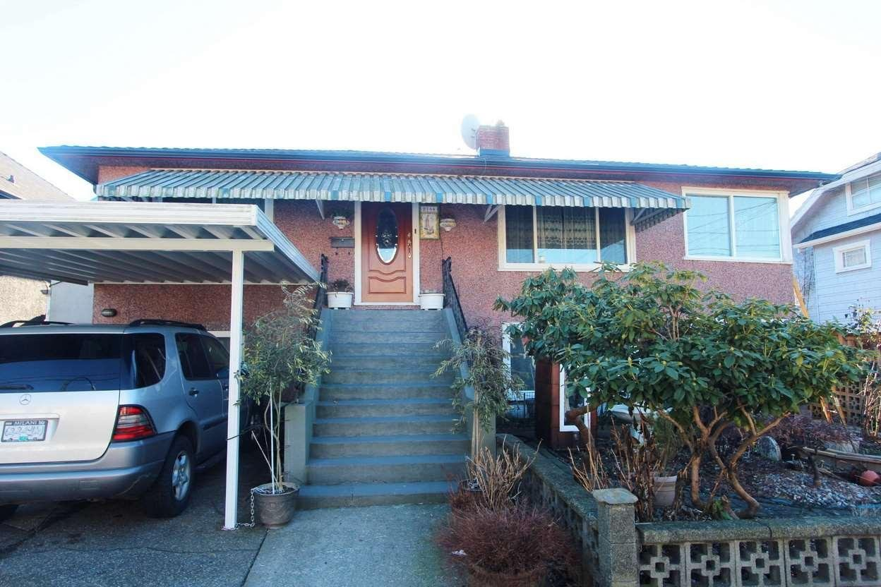R2128990 - 2144 FERNDALE STREET, Hastings, Vancouver, BC - House/Single Family