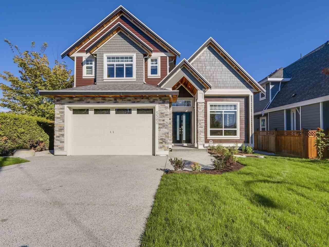 R2129132 - 5560 188 STREET, Cloverdale BC, Surrey, BC - House/Single Family