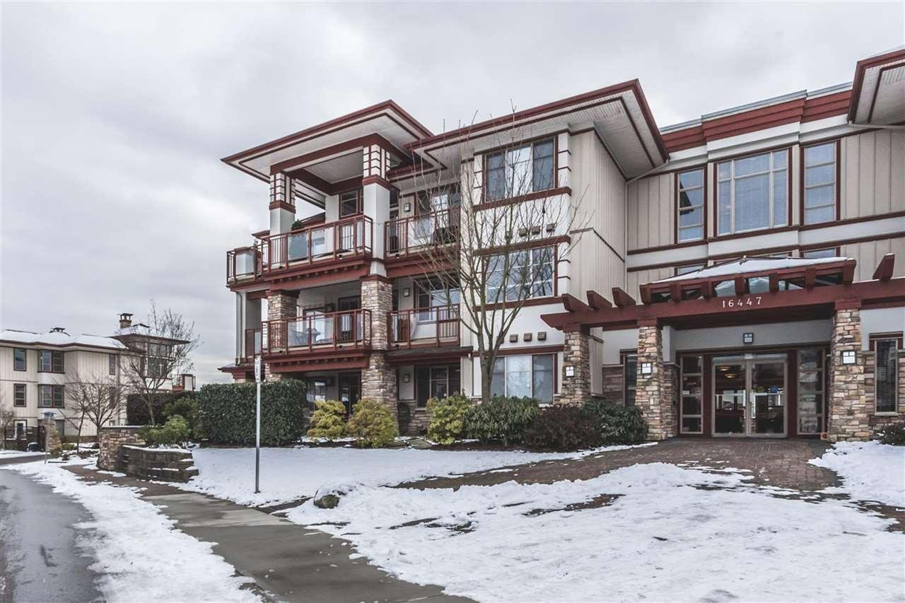 R2129147 - 206 16447 64 AVENUE, Cloverdale BC, Surrey, BC - Apartment Unit