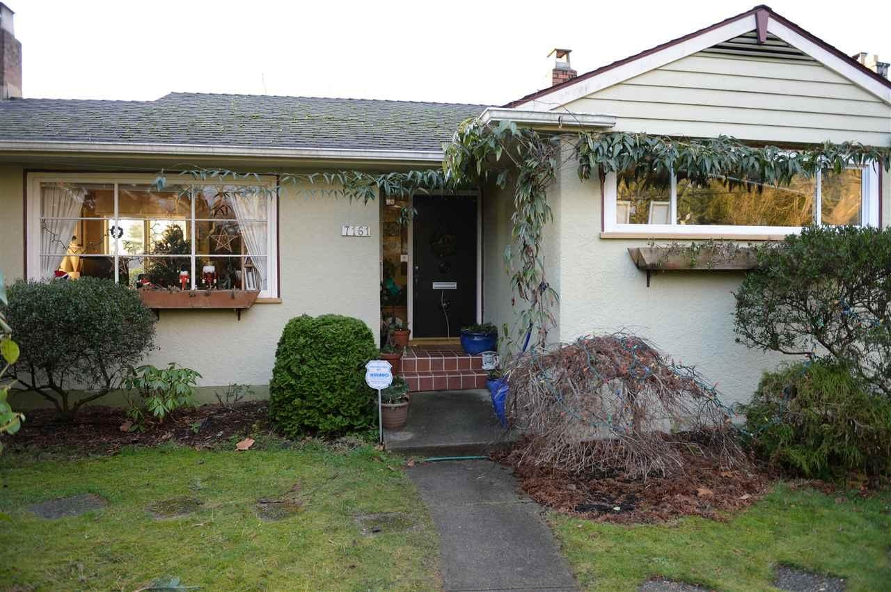 R2129192 - 7161 WEST BOULEVARD, S.W. Marine, Vancouver, BC - House/Single Family