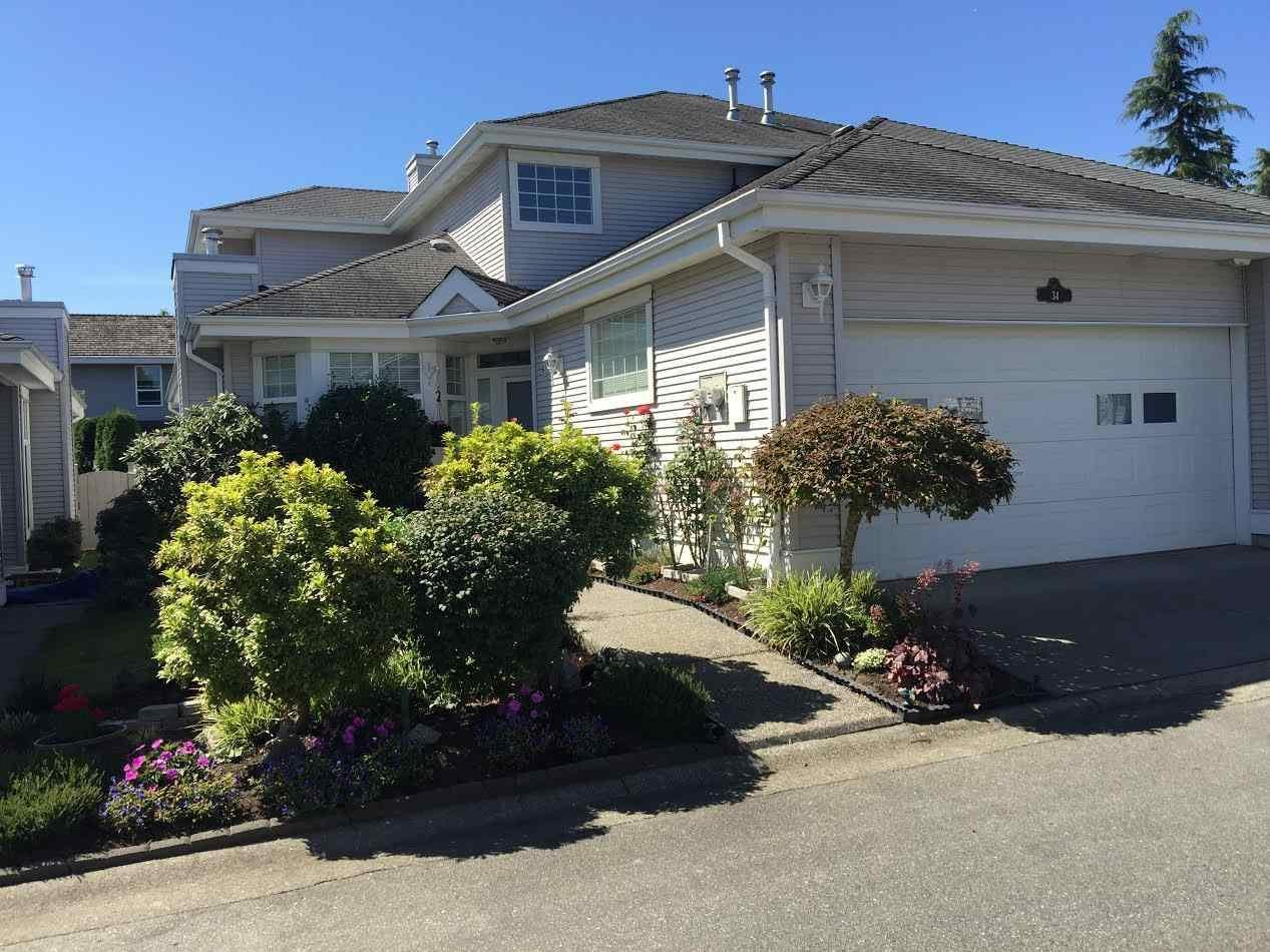 R2129250 - 34 20770 97B AVENUE, Walnut Grove, Langley, BC - Townhouse