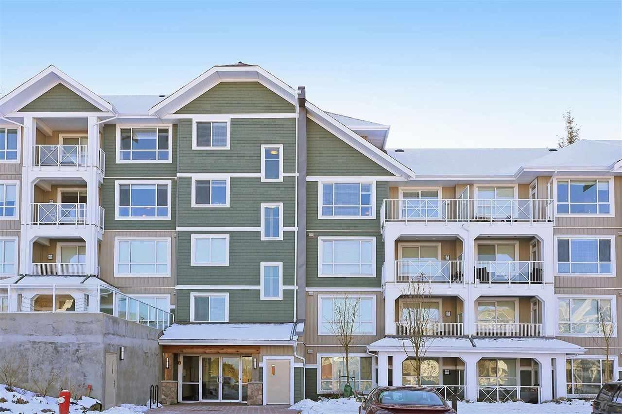 R2129295 - 308 16388 64TH AVENUE, Cloverdale BC, Surrey, BC - Apartment Unit
