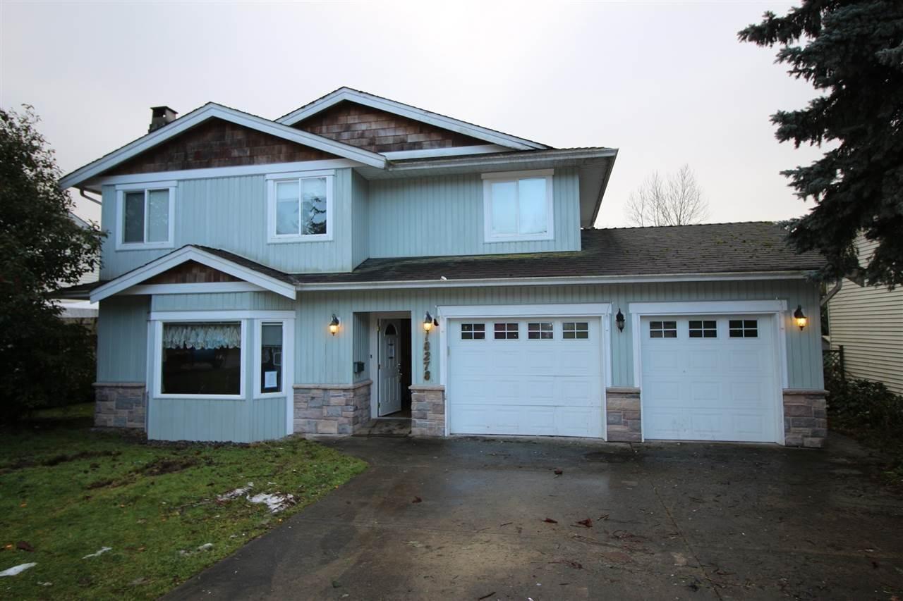 R2129426 - 18278 56A AVENUE, Cloverdale BC, Surrey, BC - House/Single Family