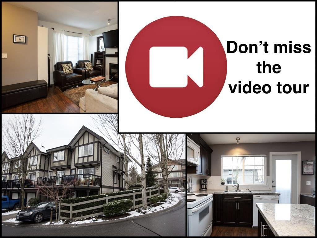 R2129634 - 1 20176 68 AVENUE, Willoughby Heights, Langley, BC - Townhouse