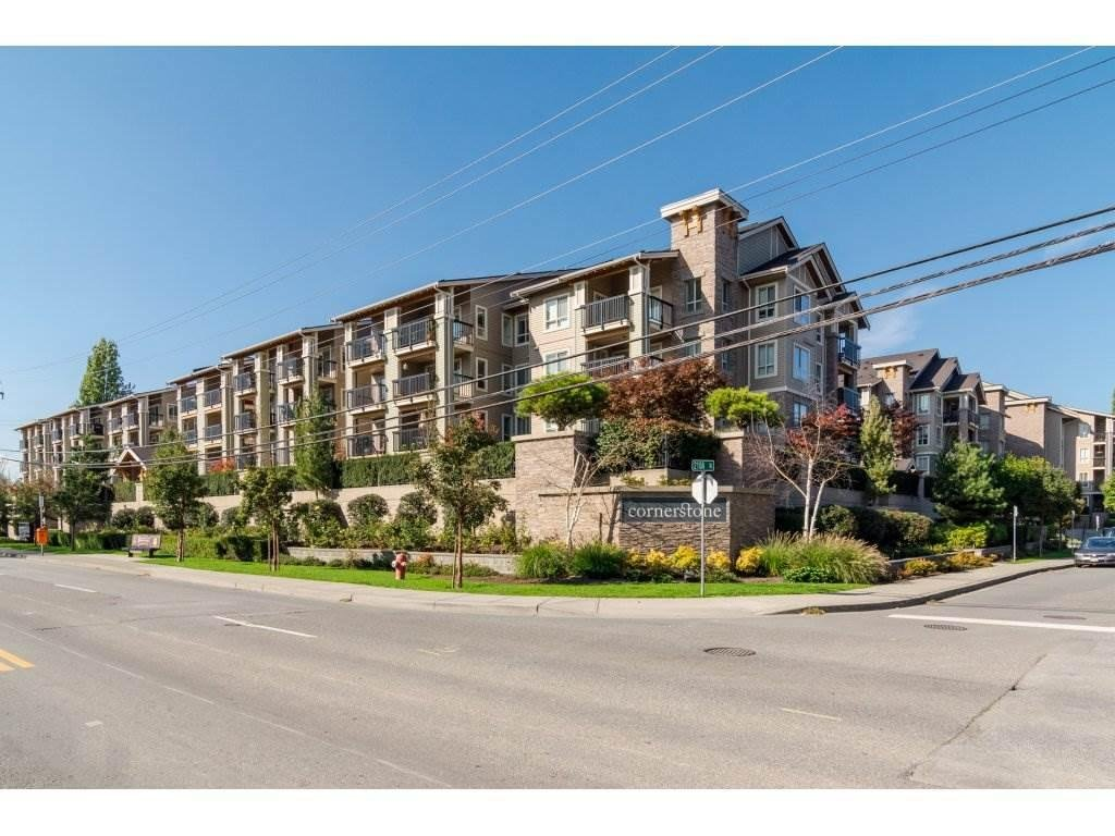 R2130188 - 203 21009 56 AVENUE, Salmon River, Langley, BC - Apartment Unit