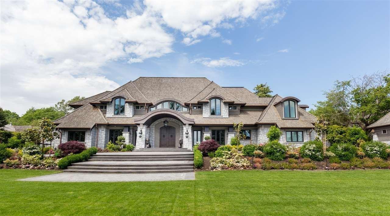 R2130197 - 13283 56 AVENUE, Panorama Ridge, Surrey, BC - House with Acreage