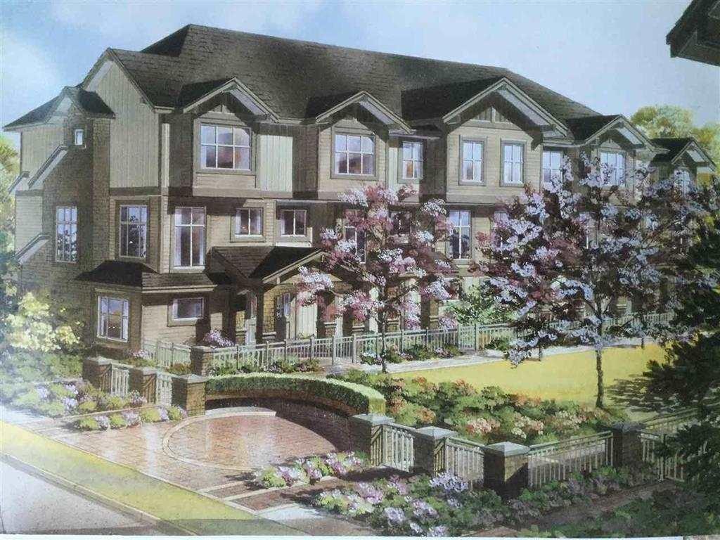 R2130397 - 14 5988 LANCING ROAD, Granville, Richmond, BC - Townhouse