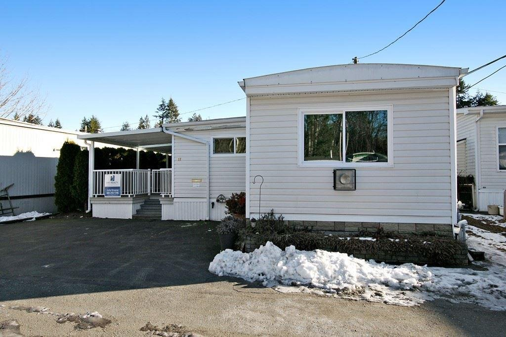 R2130408 - 33 3931 198 STREET, Brookswood Langley, Langley, BC - Manufactured with Land