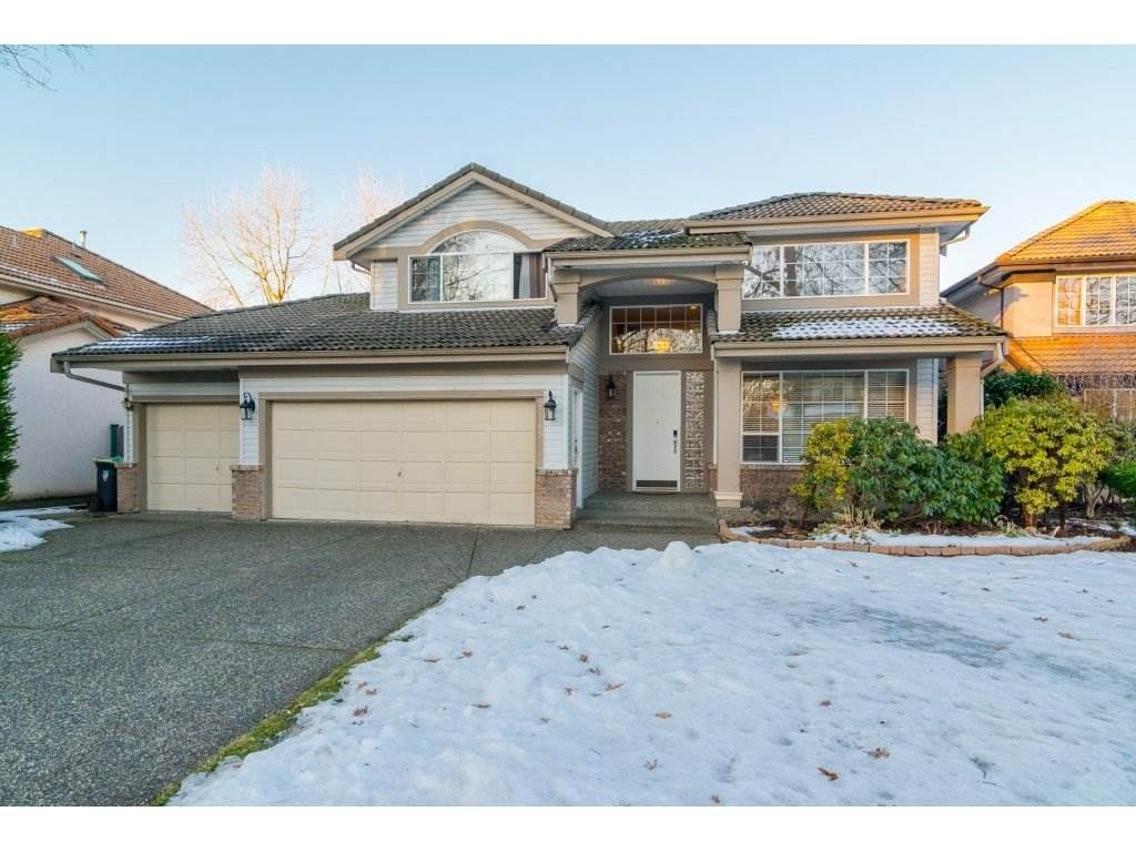 R2130418 - 20765 90TH AVENUE, Walnut Grove, Langley, BC - House/Single Family