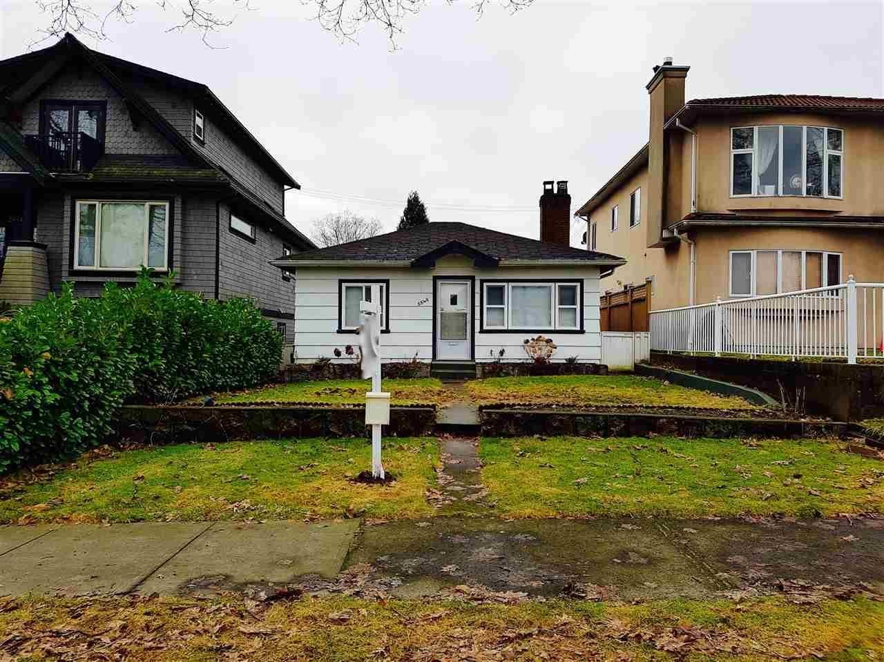 R2130623 - 2840 ETON STREET, Hastings East, Vancouver, BC - House/Single Family