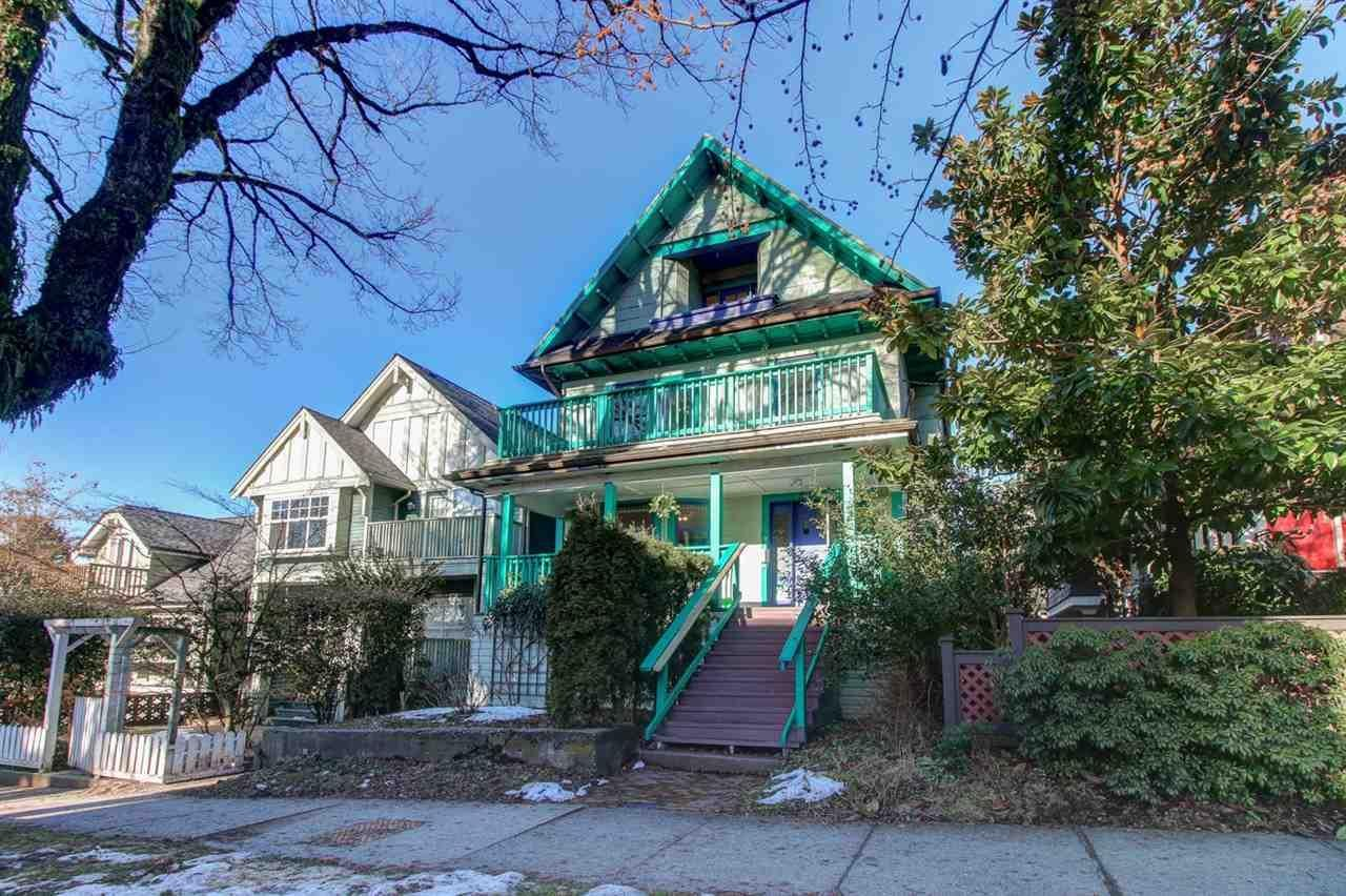 R2130634 - 1847 VENABLES STREET, Hastings, Vancouver, BC - House/Single Family