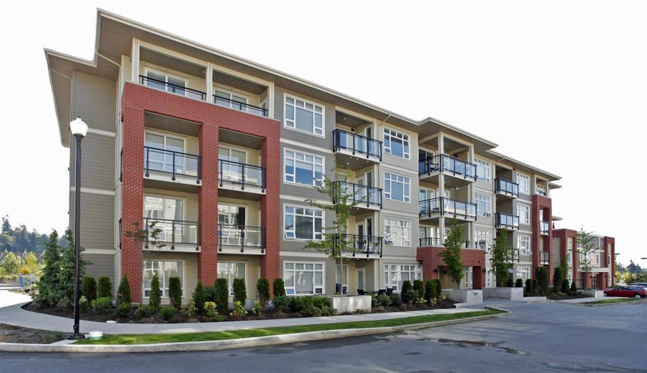 R2130662 - A315 20211 66 AVENUE, Willoughby Heights, Langley, BC - Apartment Unit