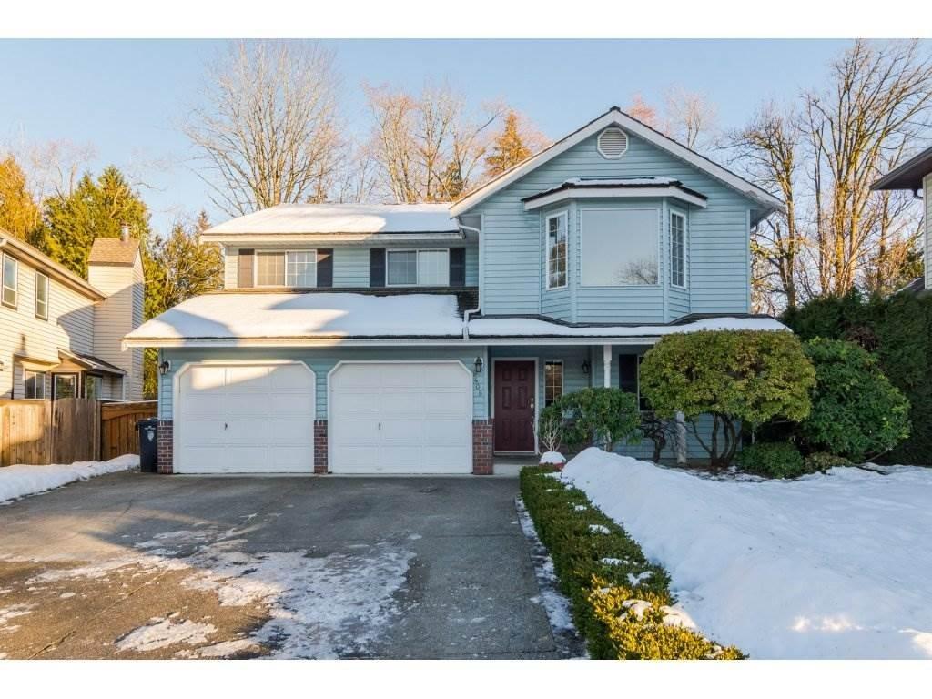 R2130710 - 9408 205B STREET, Walnut Grove, Langley, BC - House/Single Family