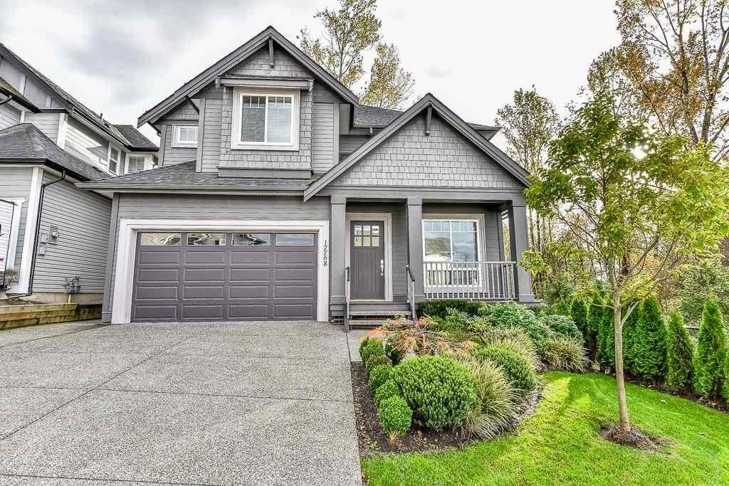 R2130853 - 17768 70 AVENUE, Cloverdale BC, Surrey, BC - House/Single Family
