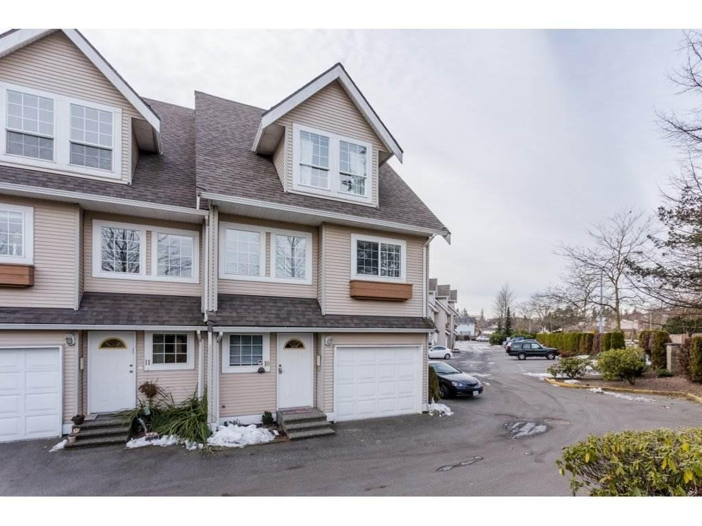 R2131389 - 10 19948 WILLOUGHBY WAY, Willoughby Heights, Langley, BC - Townhouse
