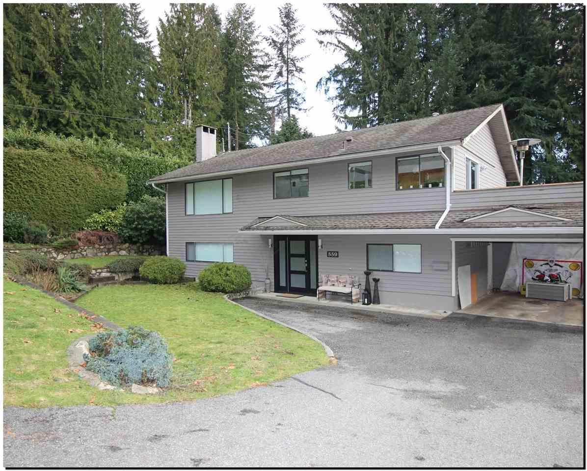 R2131508 - 559 DOLORES PLACE, Upper Delbrook, North Vancouver, BC - House/Single Family