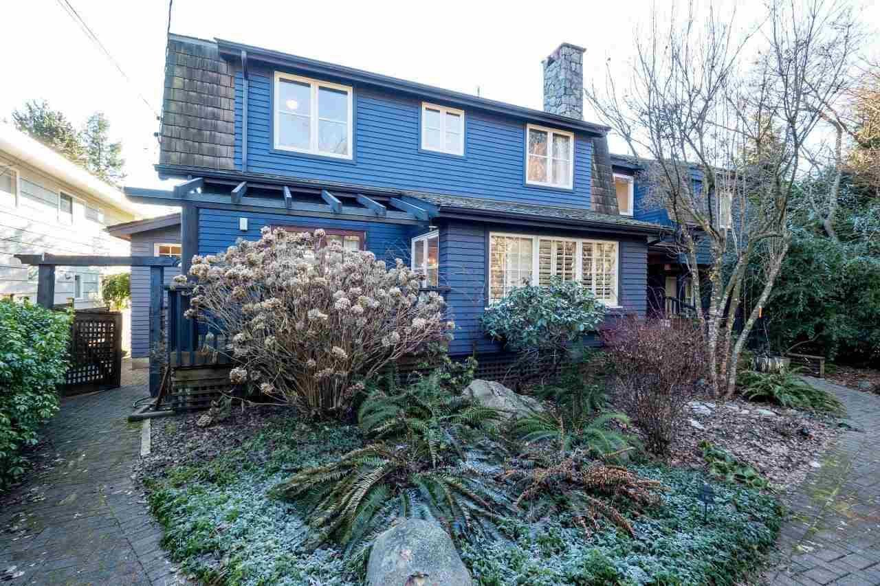 R2131519 - 1640 HAYWOOD AVENUE, Ambleside, West Vancouver, BC - House/Single Family