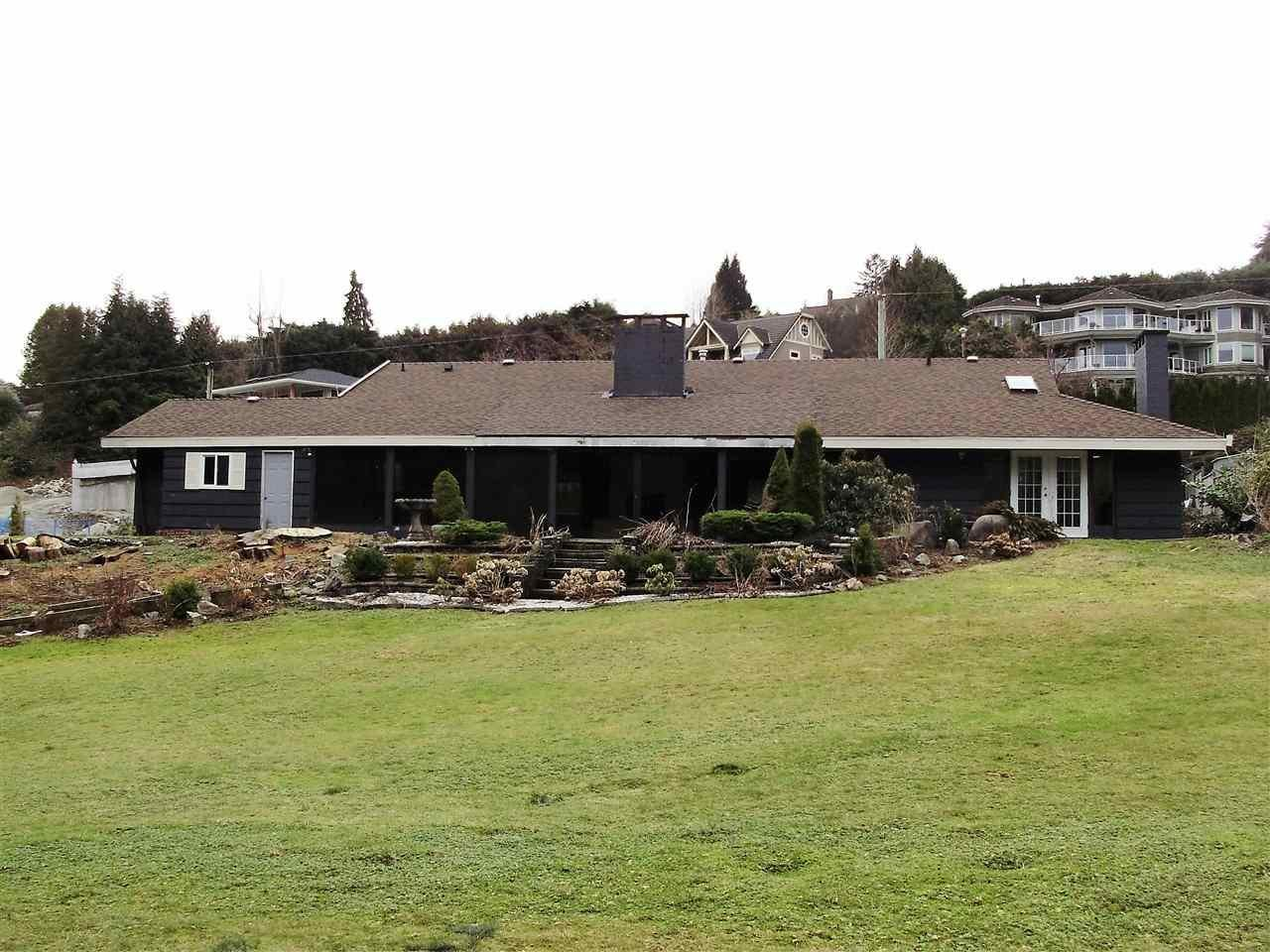 R2131642 - 540 THETFORD PLACE, British Properties, West Vancouver, BC - House/Single Family