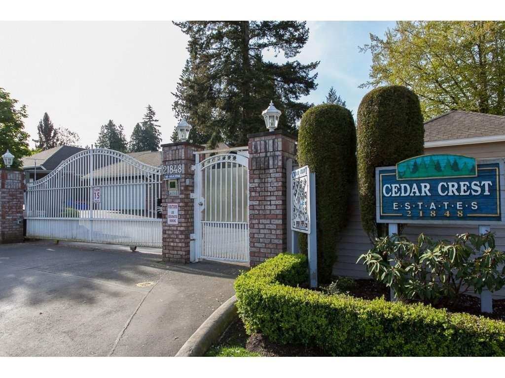 R2132089 - 8 21848 50 AVENUE, Murrayville, Langley, BC - Townhouse