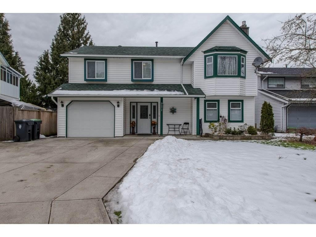 R2132162 - 9271 209B PLACE, Walnut Grove, Langley, BC - House/Single Family
