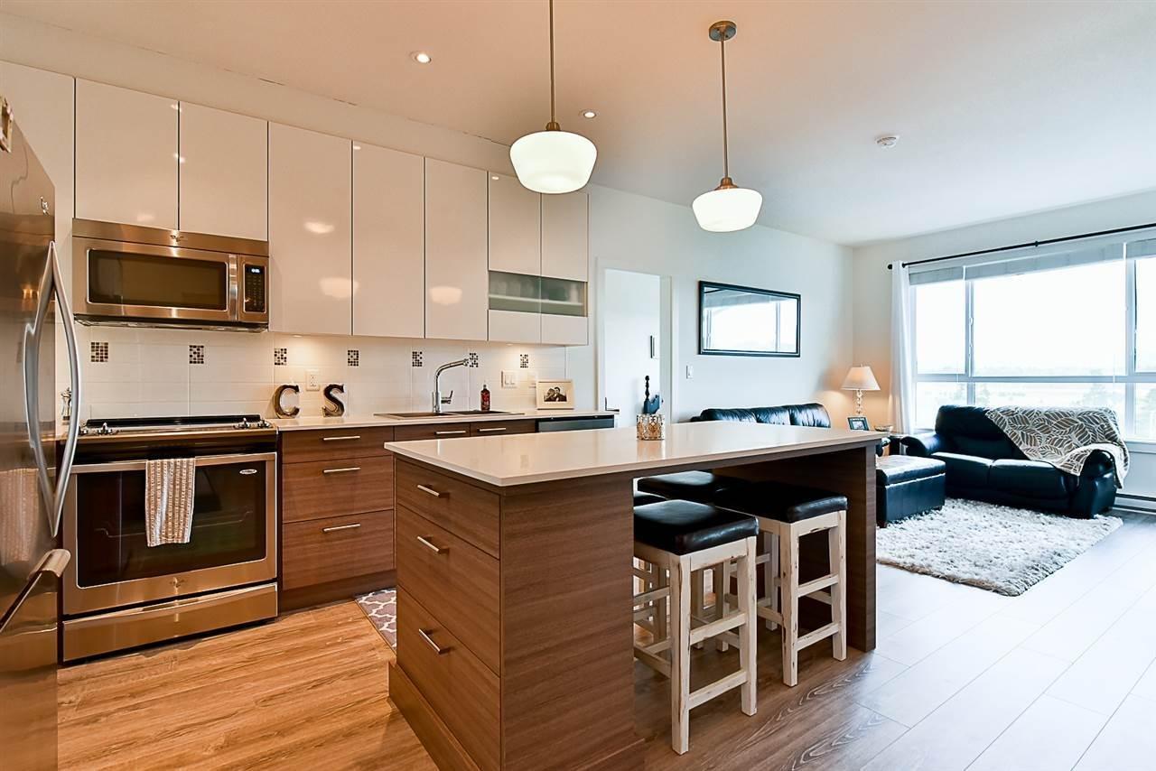 R2132280 - 508 16388 64 AVENUE, Cloverdale BC, Surrey, BC - Apartment Unit