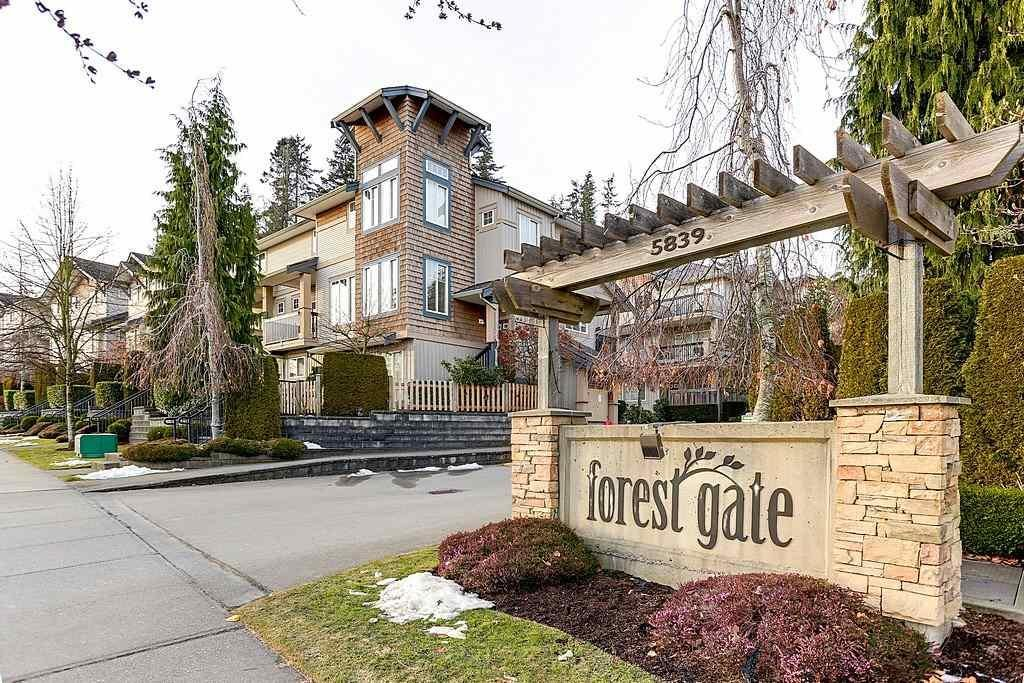 R2132342 - 68 5839 PANORAMA DRIVE, Sullivan Station, Surrey, BC - Townhouse