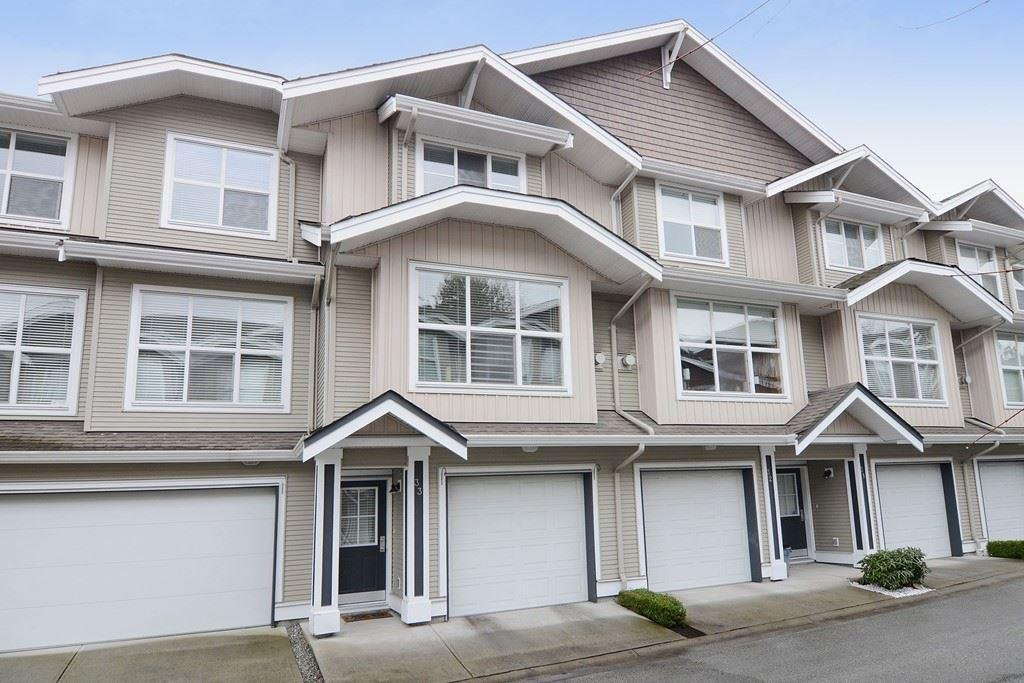 R2132354 - 33 20460 66 AVENUE, Willoughby Heights, Langley, BC - Townhouse