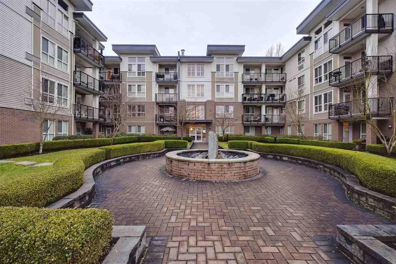 R2132362 - 304 5430 201 STREET, Langley City, Langley, BC - Apartment Unit