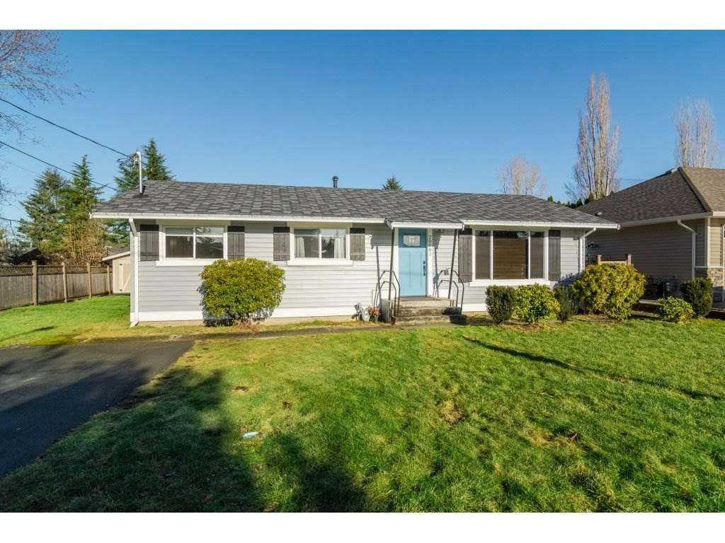R2132364 - 20881 52 AVENUE, Langley City, Langley, BC - House/Single Family