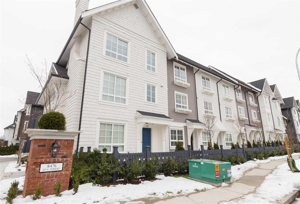 R2132378 - 10 8476 207A STREET, Willoughby Heights, Langley, BC - Townhouse