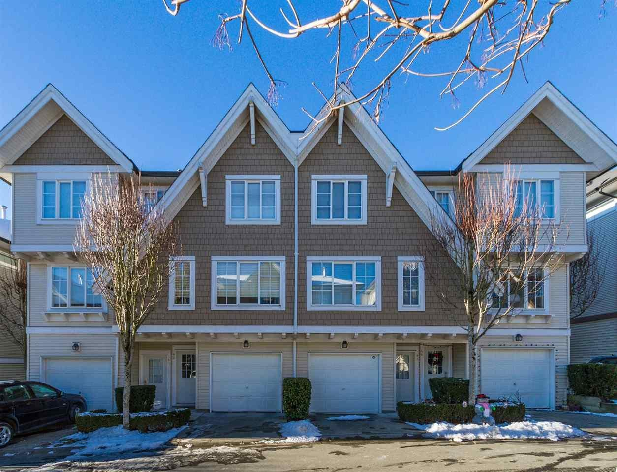 R2132489 - 42 20560 66 AVENUE, Willoughby Heights, Langley, BC - Townhouse