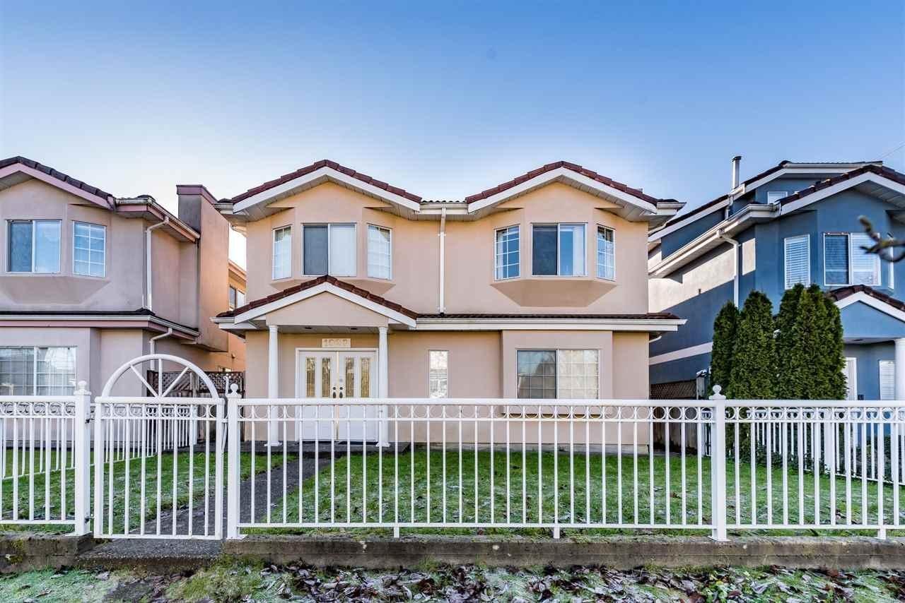 R2132623 - 1028 E 31ST AVENUE, Fraser VE, Vancouver, BC - House/Single Family