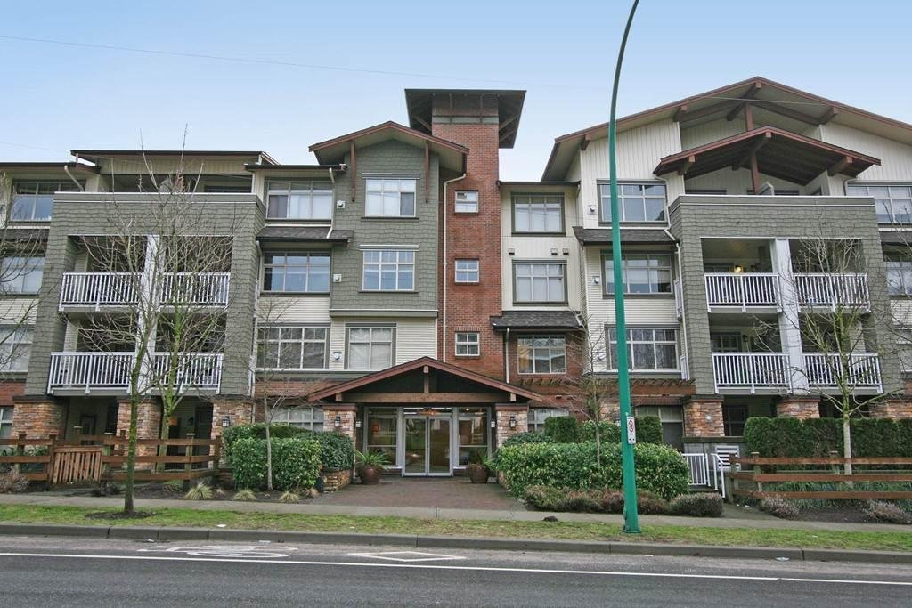 R2132626 - 205 6500 194 STREET, Clayton, Surrey, BC - Apartment Unit