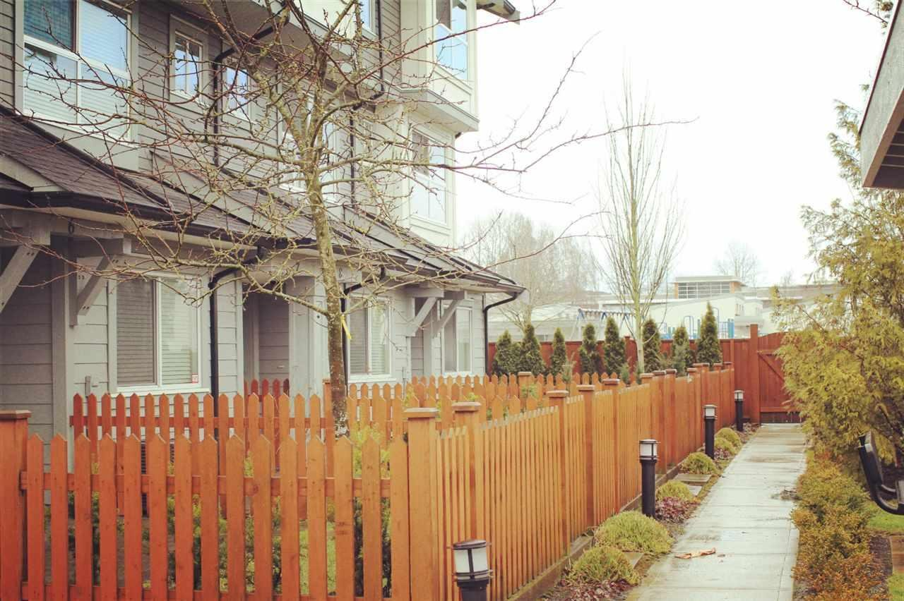 R2132748 - 9 4191 NO. 4 ROAD, West Cambie, Richmond, BC - Townhouse