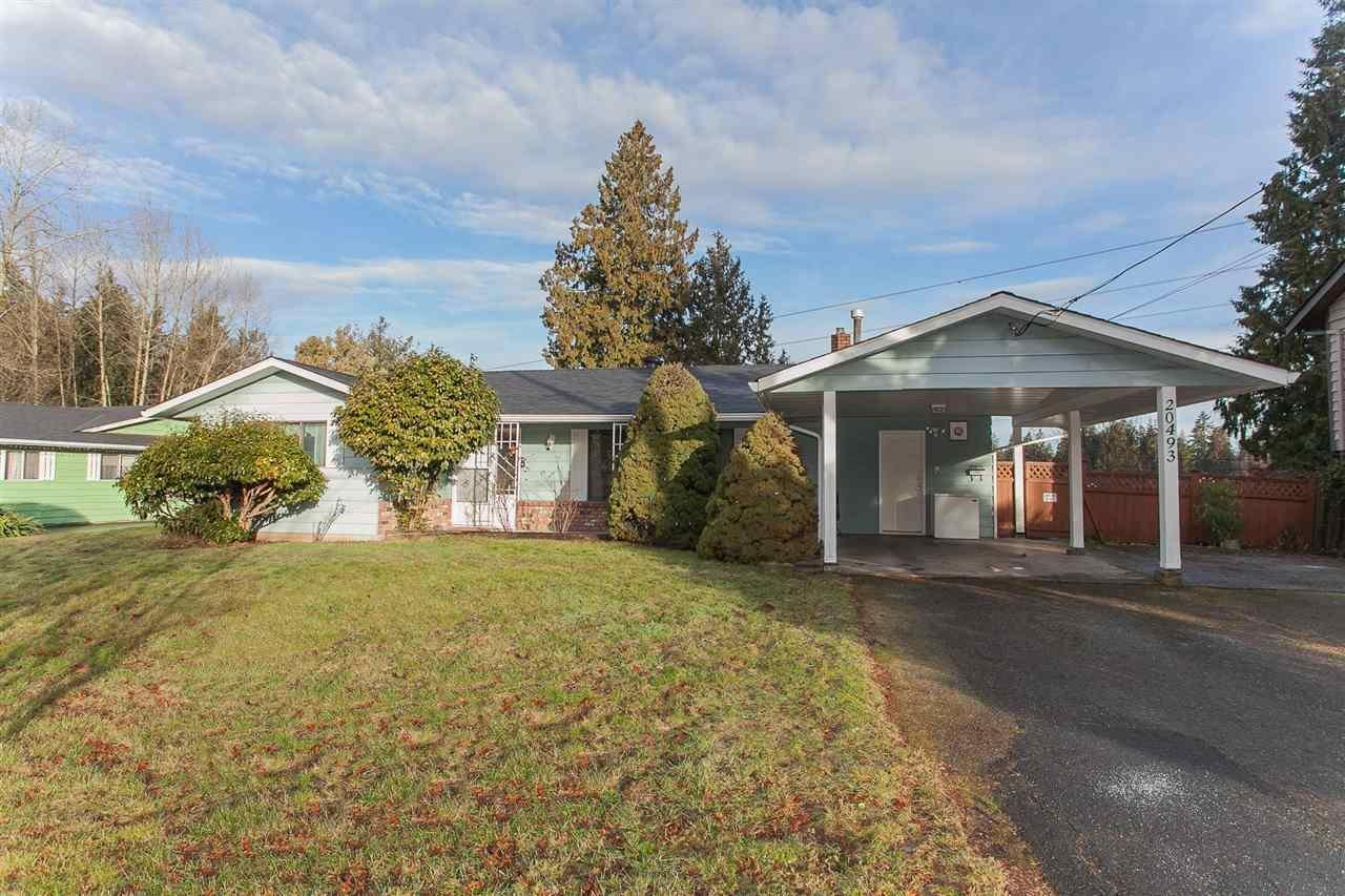 R2132770 - 20493 43A AVENUE, Brookswood Langley, Langley, BC - House/Single Family