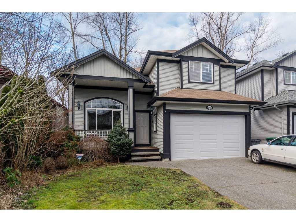 R2132776 - 18475 68A AVENUE, Cloverdale BC, Surrey, BC - House/Single Family