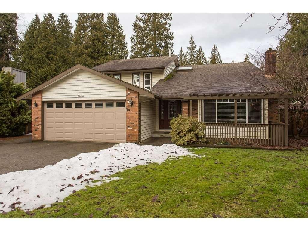 R2132997 - 20461 91B AVENUE, Walnut Grove, Langley, BC - House/Single Family