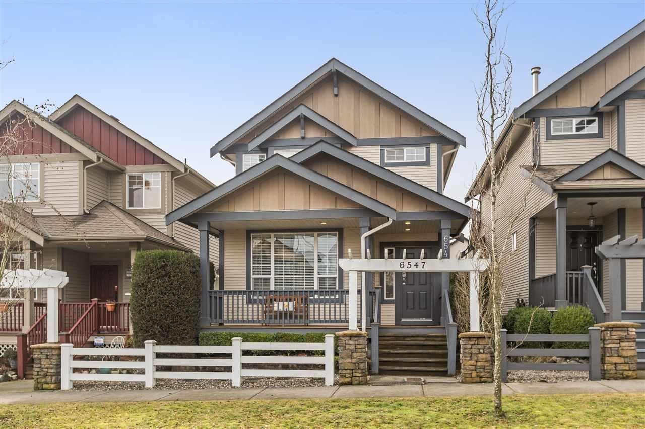R2133216 - 6547 193A STREET, Clayton, Surrey, BC - House/Single Family