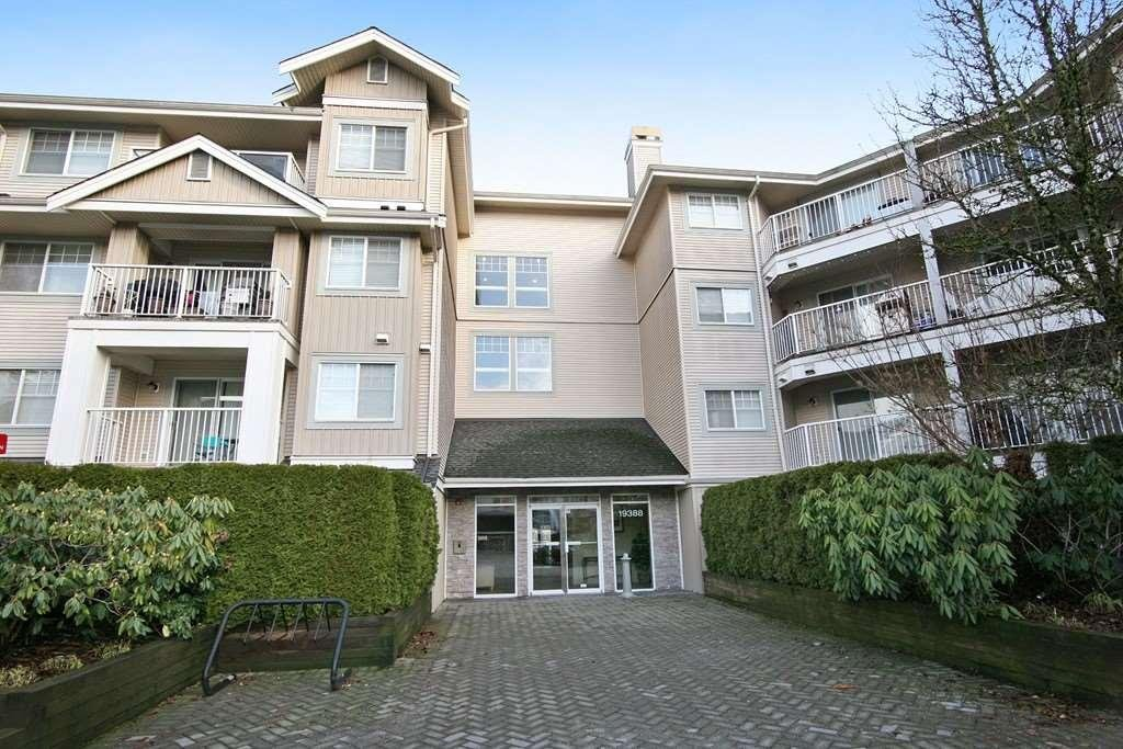 R2133317 - 205 19388 65 AVENUE, Clayton, Surrey, BC - Apartment Unit