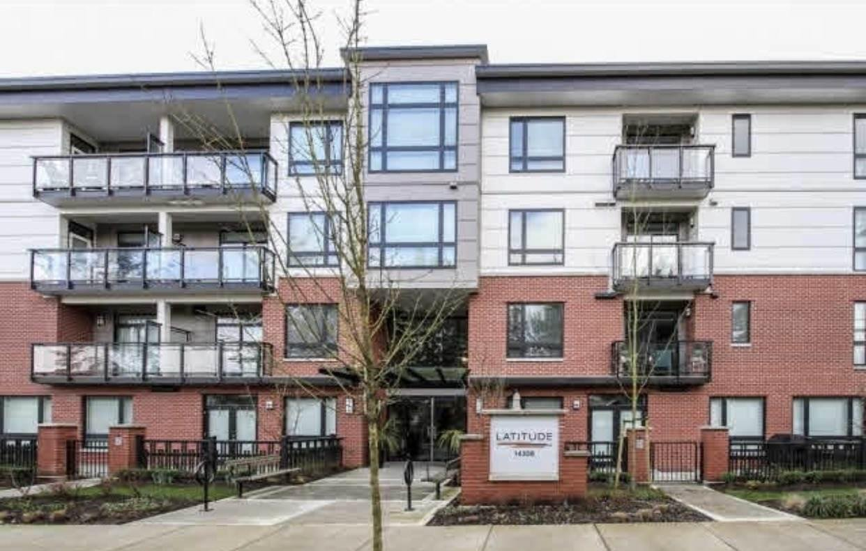 R2133435 - 110 14358 60 AVENUE, Sullivan Station, Surrey, BC - Apartment Unit