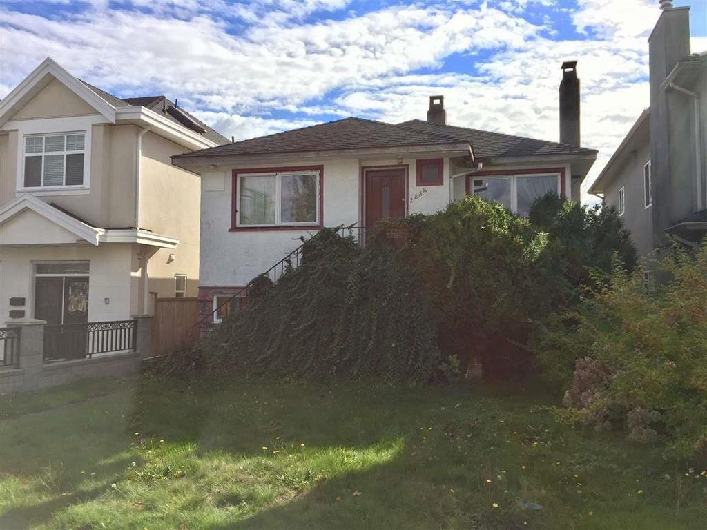R2133764 - 2834 MCGILL STREET, Hastings East, Vancouver, BC - House/Single Family