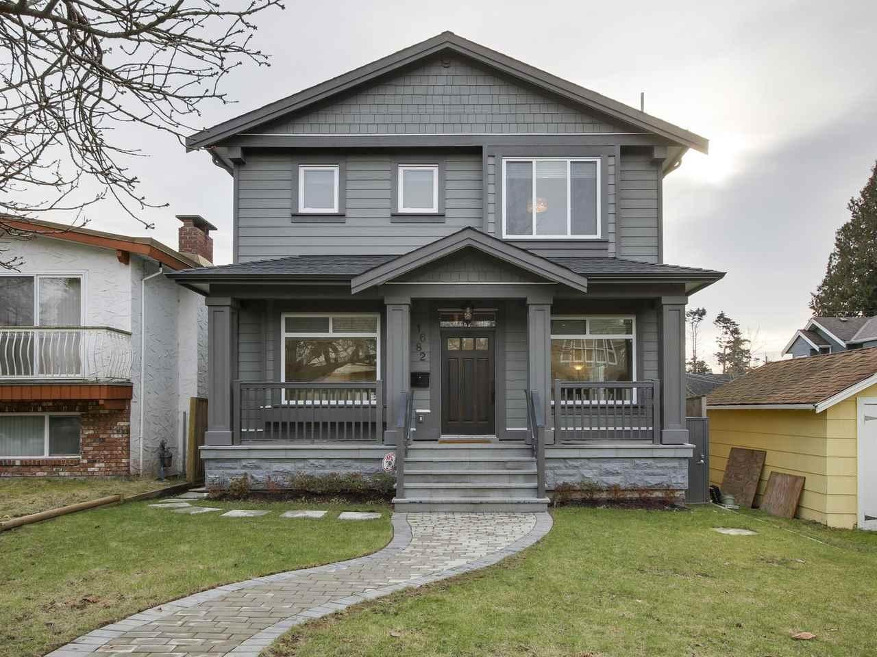 R2134472 - 1682 W 66TH AVENUE, S.W. Marine, Vancouver, BC - House/Single Family