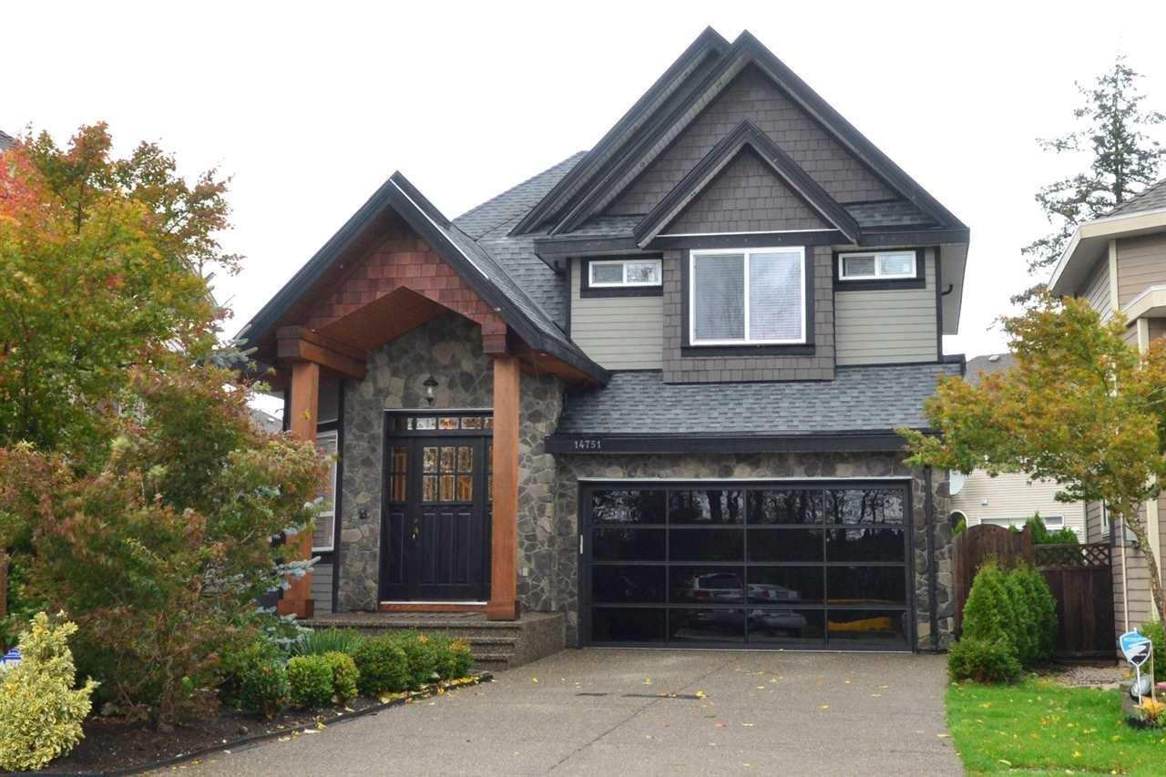 R2134584 - 14751 58B AVENUE, Sullivan Station, Surrey, BC - House/Single Family