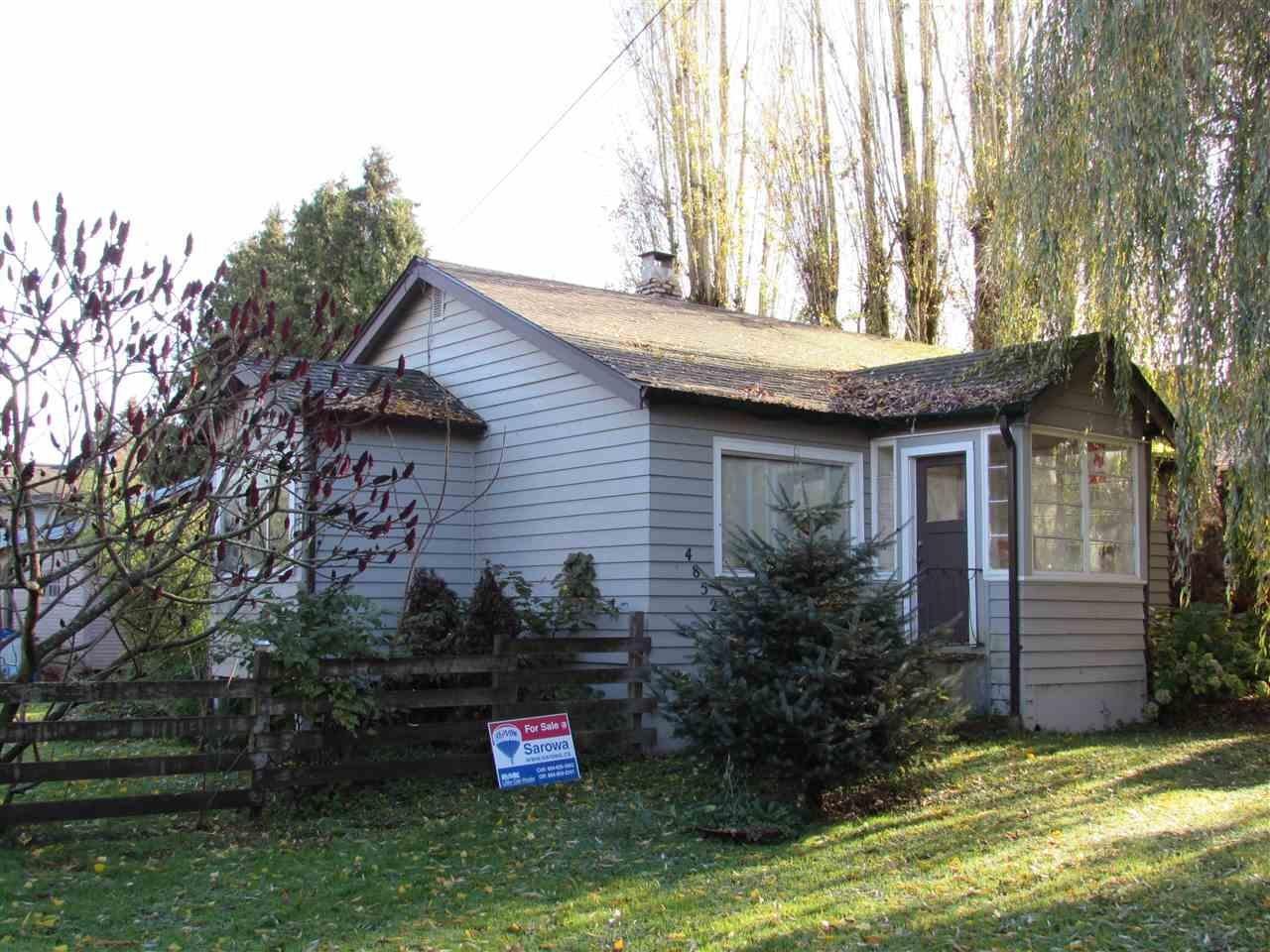 R2134639 - 4852 200 STREET, Langley City, Langley, BC - House/Single Family