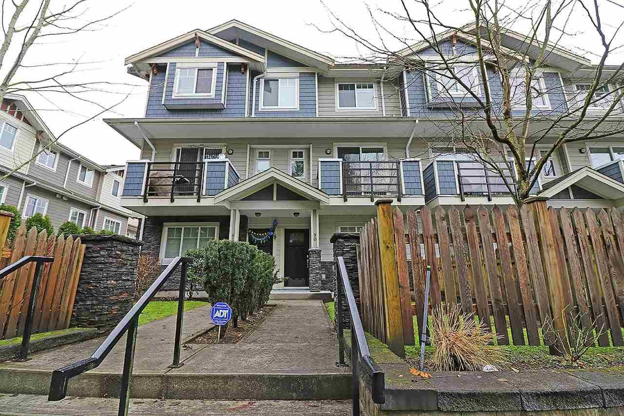 R2134923 - 90 6383 140 STREET, Sullivan Station, Surrey, BC - Townhouse