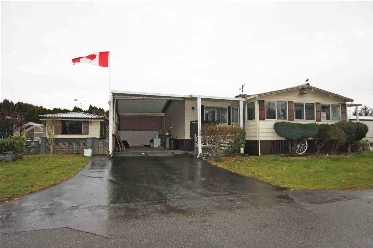 R2135449 - 154 27111 0 AVENUE, Otter District, Langley, BC - Manufactured