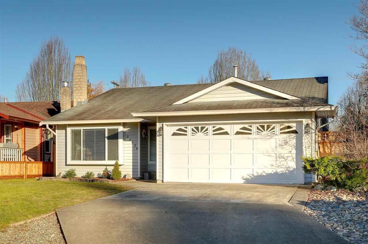 R2135762 - 21579 94A AVENUE, Walnut Grove, Langley, BC - House/Single Family