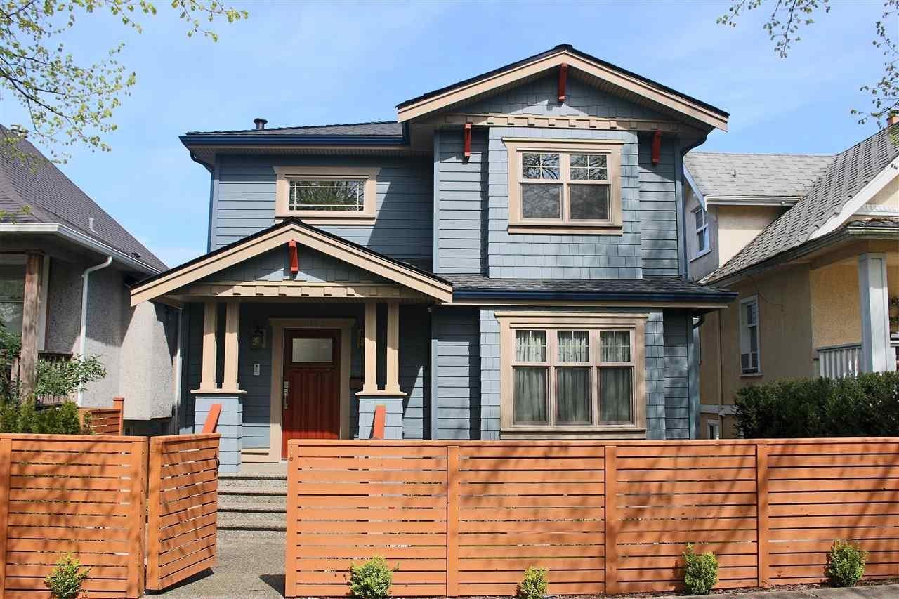 R2136088 - 2469 PANDORA STREET, Hastings East, Vancouver, BC - House/Single Family