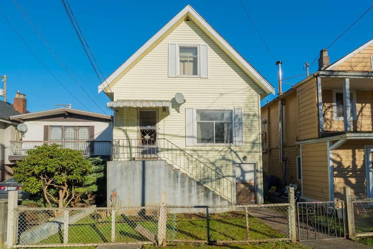R2136136 - 233 E 26TH AVENUE, Main, Vancouver, BC - House/Single Family